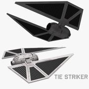 Tie Striker 3d model