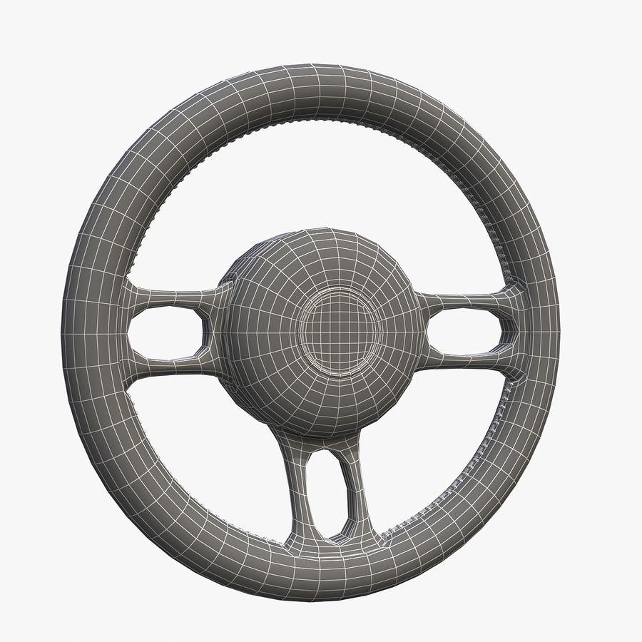 汽车零件套装 royalty-free 3d model - Preview no. 21