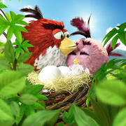 Angry Birds 3d model