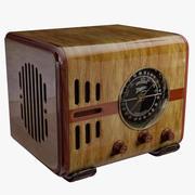 Radio Zenith 5S218-b [1938] 3d model