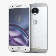Motorola Moto Z Beyaz 3d model