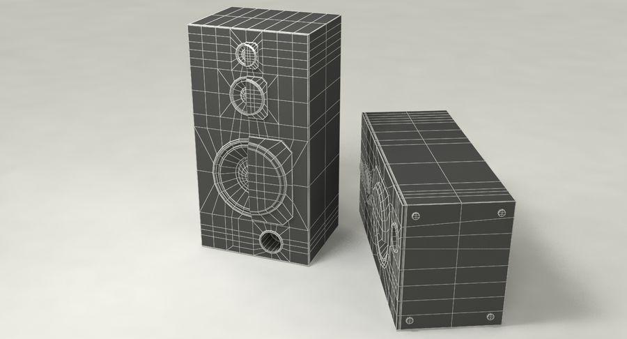 연사 royalty-free 3d model - Preview no. 9