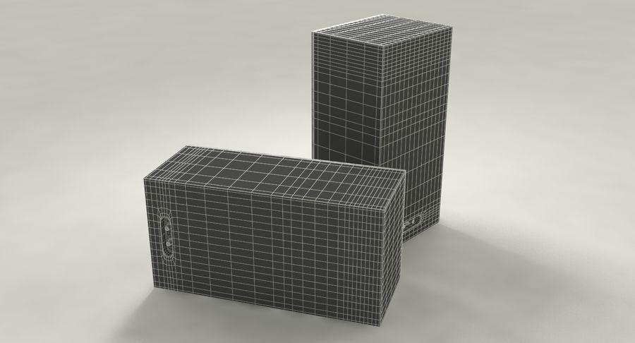 연사 royalty-free 3d model - Preview no. 10