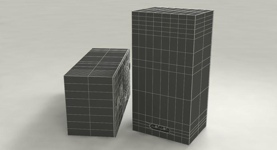 연사 royalty-free 3d model - Preview no. 14