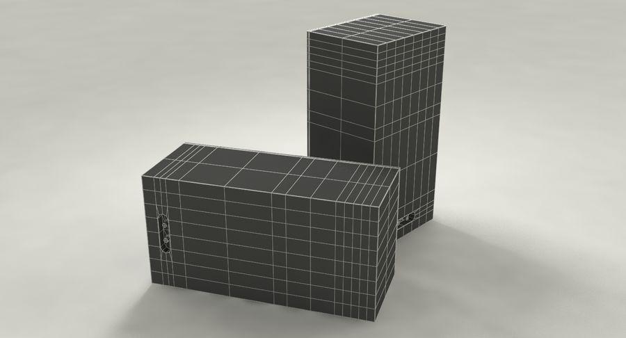 연사 royalty-free 3d model - Preview no. 11