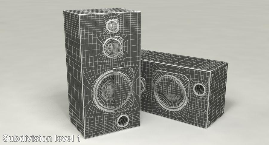 연사 royalty-free 3d model - Preview no. 4