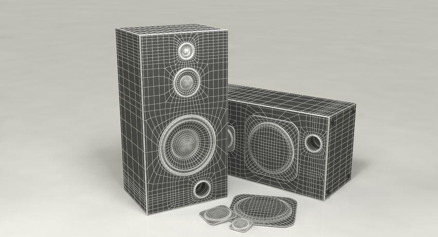 연사 royalty-free 3d model - Preview no. 19