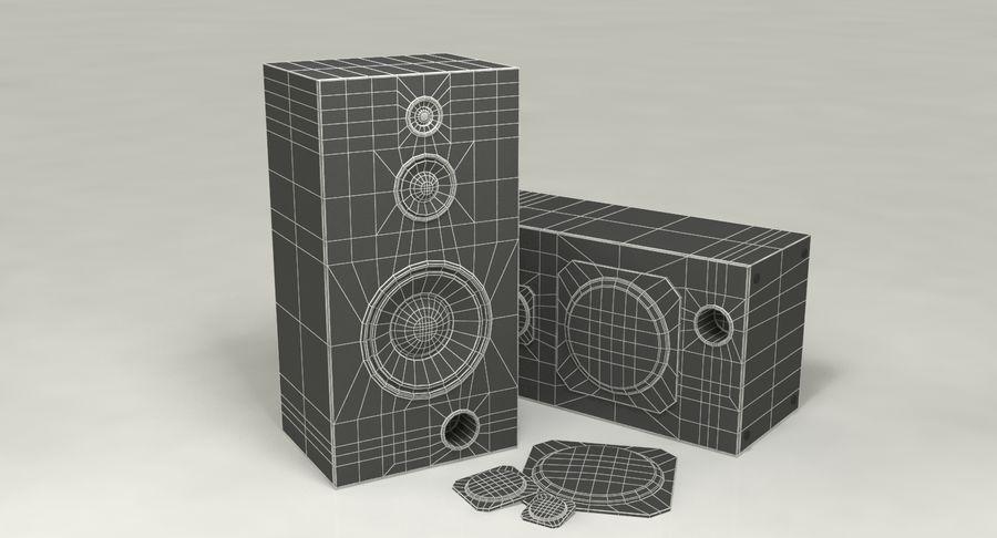 연사 royalty-free 3d model - Preview no. 20