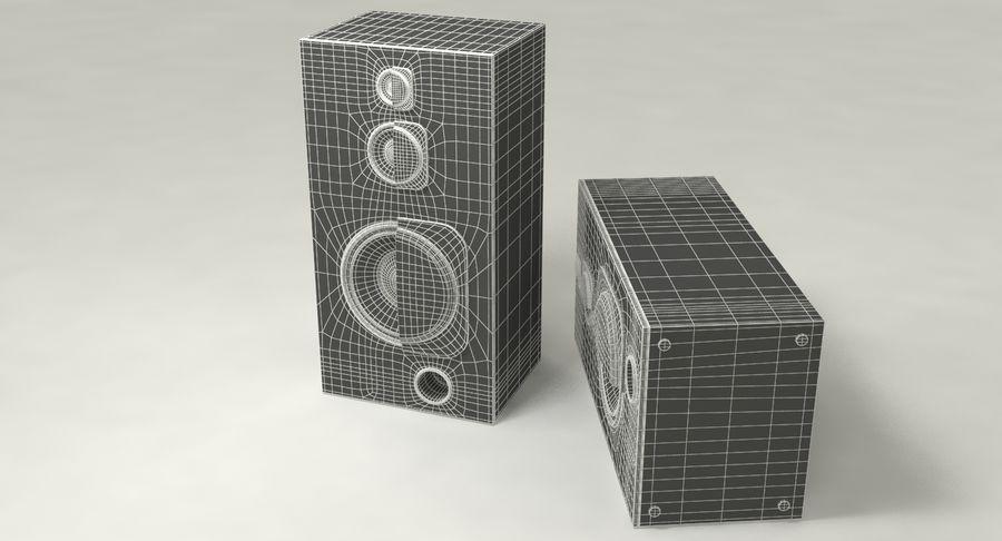 연사 royalty-free 3d model - Preview no. 7