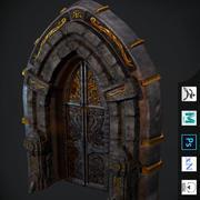 Kale Kapısı 3d model