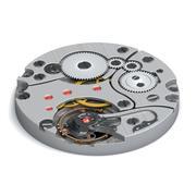 Watch Mechanism V12 3d model
