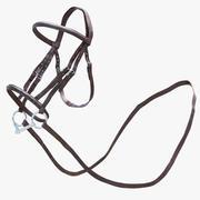 Horse Bridle 3d model