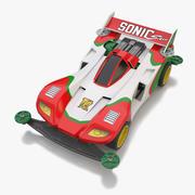 Sonic Sabre (zremasterowany) 3d model