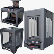 Imprimantes 3D Makerbot X3 3d model