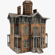 Maison victorienne 3d model