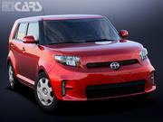 Scion xB modelo 3d