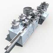 Automatic dispensing assembly 3d model
