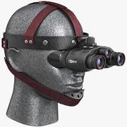 Gogle Cobra Optics 3d model