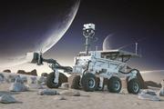 火星探査科学ローバー 3d model