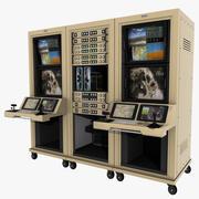 Yer Arama İstasyonu 3d model