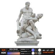 Hercules Vienna Monumen 3d model