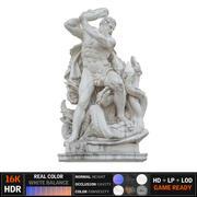 Herkules Vienna Monumen 3d model
