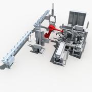 Montage-uitrusting 3d model