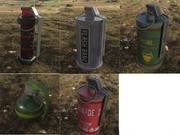 granater 3d model