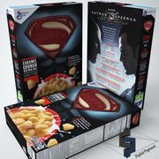 Superman Ceral 3d model