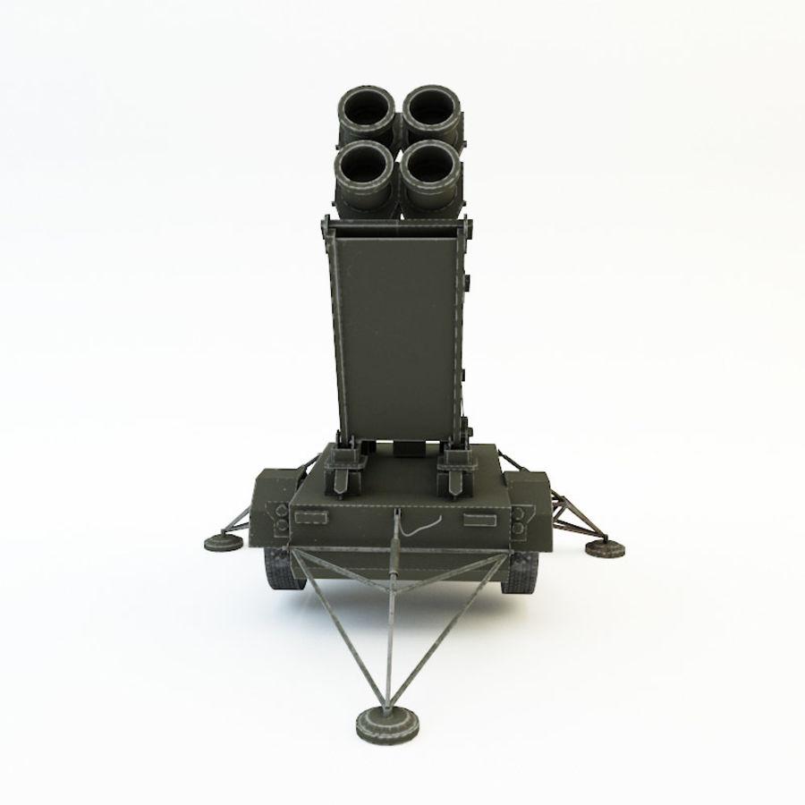 Roketatar royalty-free 3d model - Preview no. 3