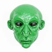 Head humanoid 3d model