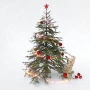 圣诞树 3d model