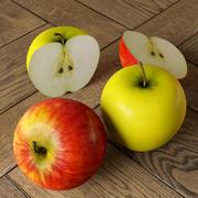 Elmalar 3d model