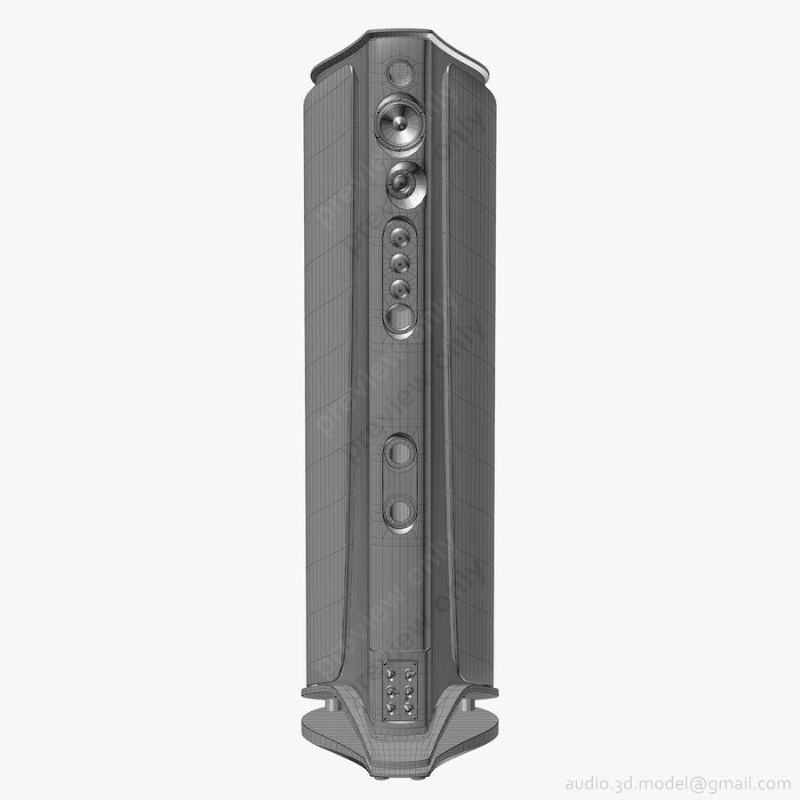Сонус фабер аида красный royalty-free 3d model - Preview no. 16