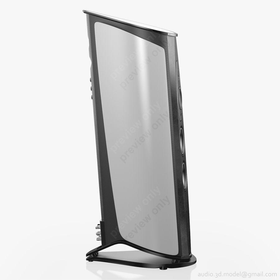 Сонус фабер аида белый royalty-free 3d model - Preview no. 6