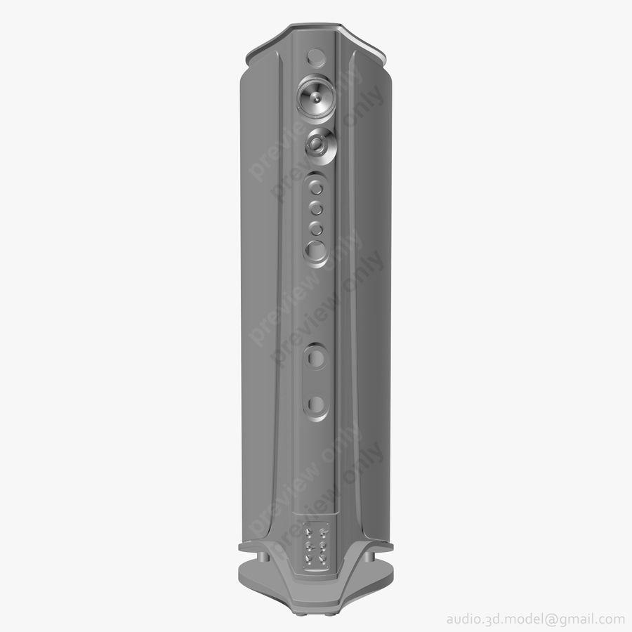 Сонус фабер аида белый royalty-free 3d model - Preview no. 12