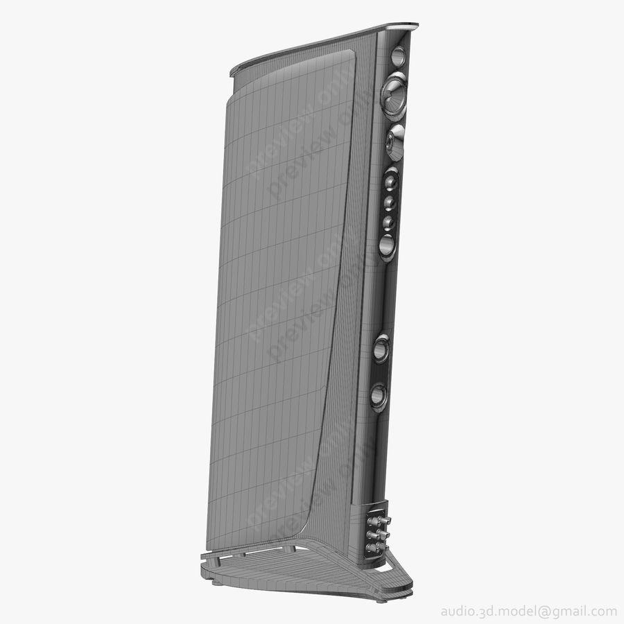 Сонус фабер аида белый royalty-free 3d model - Preview no. 15