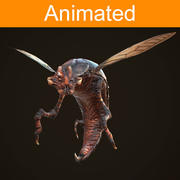 Creature Insect 3d model
