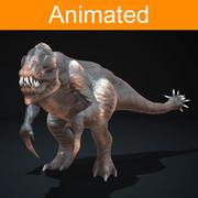Créature Pangolin 3d model