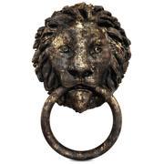Lion old bas-relief 3d model