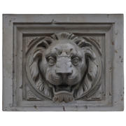 Old bas-relief 3d model