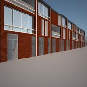 Pacchetto casa di Amsterdam 3d model