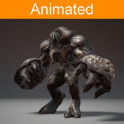Kreatur Titan 3d model