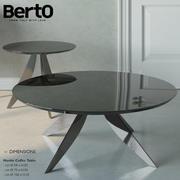 Berto Circus 3d model