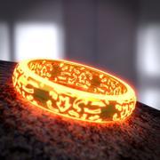 crazy ring 3d model