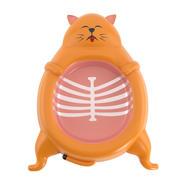 cat food dish 3d model