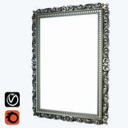 Frame voor spiegels en schilderijen (vray + corona) 3d model