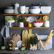食器装飾セット 3d model