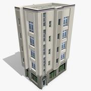 Budynek Mieszkanie 12 3d model