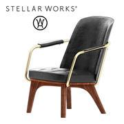 Утилита Lounge Chair 3d model